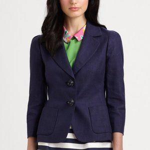 Kate Spade French Navy Alix Blazer Jacket
